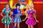 barbie escola de princesas painel festa infantil banner dkorinfest (13)