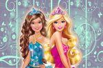 barbie escola de princesas painel festa infantil banner dkorinfest (12)