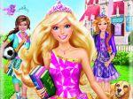 barbie escola de princesas painel festa infantil banner dkorinfest (3)