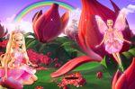 barbie fairytopia painel festa infantil banner dkorinfest (2)