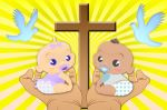 batizado painel festa infantil banner  (5)