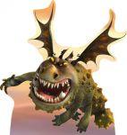 como treinar o seu dragao display cenario de chao totem mdf dkorinfest (2)