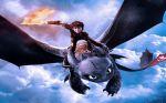 como treinar o seu dragao 2 painel festa infantil banner dkorinfest (5)