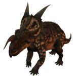 dinossauros display cenario de chao mdf totem dkorinfest (56)