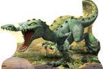 dinossauros display cenario de chao mdf totem dkorinfest (7)