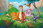 dinossauro painel festa infantil banner (6)