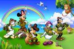 disney safari painel festa infantil banner dkorinfest (3)