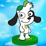 discovery kids display cenario chao totem mdf dkorinfest (5)