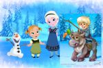 frozen baby painel festa infantil banner dkorinfest (4)