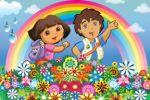 dora e diego painel festa infantil banner dkorinfest (27)