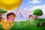 dora e diego painel festa infantil banner dkorinfest (26)