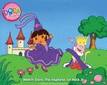 dora e diego painel festa infantil banner dkorinfest (7)