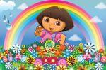dora e diego painel festa infantil banner dkorinfest (2)