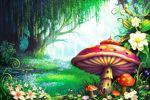 Floresta Encantada painel festa infantil banner dkorinfest (10)
