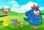 galinha pintadinha painel festa infantil banner dkorinfest (38)