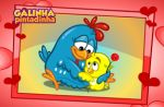 galinha pintadinha painel festa infantil banner dkorinfest (34)
