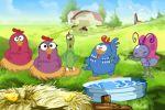 galinha pintadinha painel festa infantil banner dkorinfest (12)
