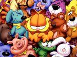 Garfield painel festa infantil banner dkorinfest (12)