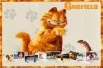 Garfield painel festa infantil banner dkorinfest (7)