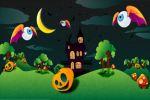 halloween painel festa infantil banner dkorinfest (3)
