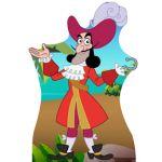 jake e os piratas da terra do nunca display cenario de chao mdf totem dkorinfest (8)