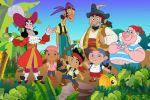 jake e os piratas da terra do nunca painel festa infantil banner dkorinfest (1)
