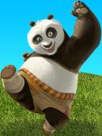 kung fu panda display cenario de chao mdf totem dkorinfest (4)