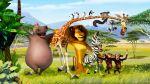 Madagascar   painel festa infantil banner dkorinfest (7)