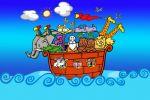 arca de noe painel festa infantil banner dkorinfest (4)