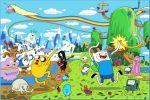 hora da aventura painel festa infantil banner dkorinfest (5)