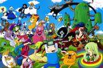 hora da aventura painel festa infantil banner dkorinfest (4)