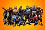 Marvel  e dc comics painel festa infantil dkorinfest (15)