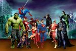 Marvel  e dc comics painel festa infantil dkorinfest (12)