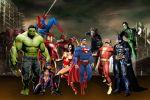 Marvel  e dc comics painel festa infantil dkorinfest (11)