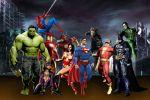 Marvel  e dc comics painel festa infantil dkorinfest (10)