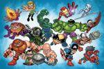 Marvel  e dc comics painel festa infantil dkorinfest (8)