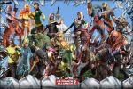 Marvel  e dc comics painel festa infantil dkorinfest (4)