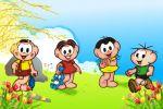 turma da monica painel festa infantil banner dkorinfest (9)