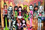 Monster High painel festa infantil banne dkorinfest (30)