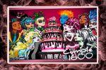 Monster High painel festa infantil banne dkorinfest (14)