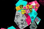Monster High painel festa infantil banne dkorinfest (10)