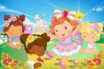 Moranguinho Baby painel festa infantil banner dkorinfest (10)