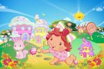 Moranguinho Baby painel festa infantil banner dkorinfest (6)