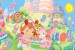 Moranguinho Baby painel festa infantil banner dkorinfest (3)