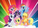 My Little Pony painel festa infantil banner dkorinfest (7)