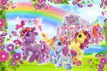 My Little Pony painel festa infantil banner dkorinfest (1)