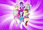 My Little Pony Esquadria Girls
