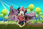Minnie Mouse Vermelha painel festa infantil banner dkorinfest(41)