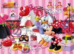 Minnie Mouse Vermelha painel festa infantil banner dkorinfest(28)
