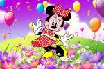 Minnie Mouse Vermelha painel festa infantil banner dkorinfest(23)